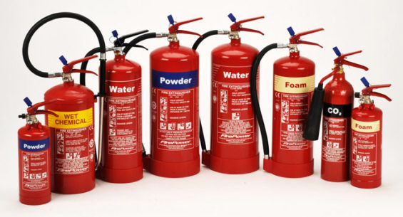 Fire Awareness Extinguishers